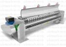 Mezclador de tornillo continuo horizontal SGSHP