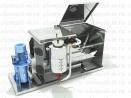 Mezclador horizontal de tornillo SGSH