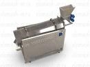 Máquina de aplicación de aditivos a las nueces