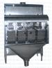 Dosificador pesador lineal con 4 cabezas DV4-0,5